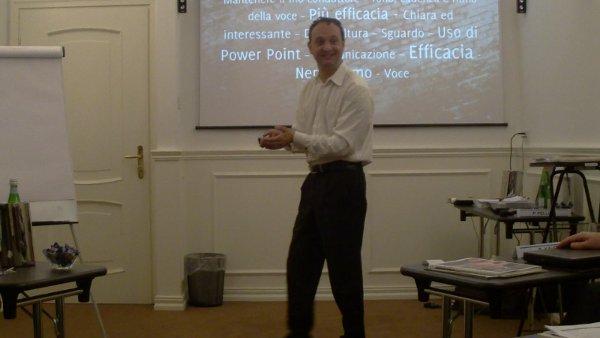 successful presentation milano