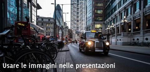 Usare immagini nelle presentazioni