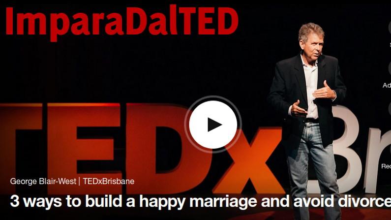 3 modi per costruire un matrimonio felice