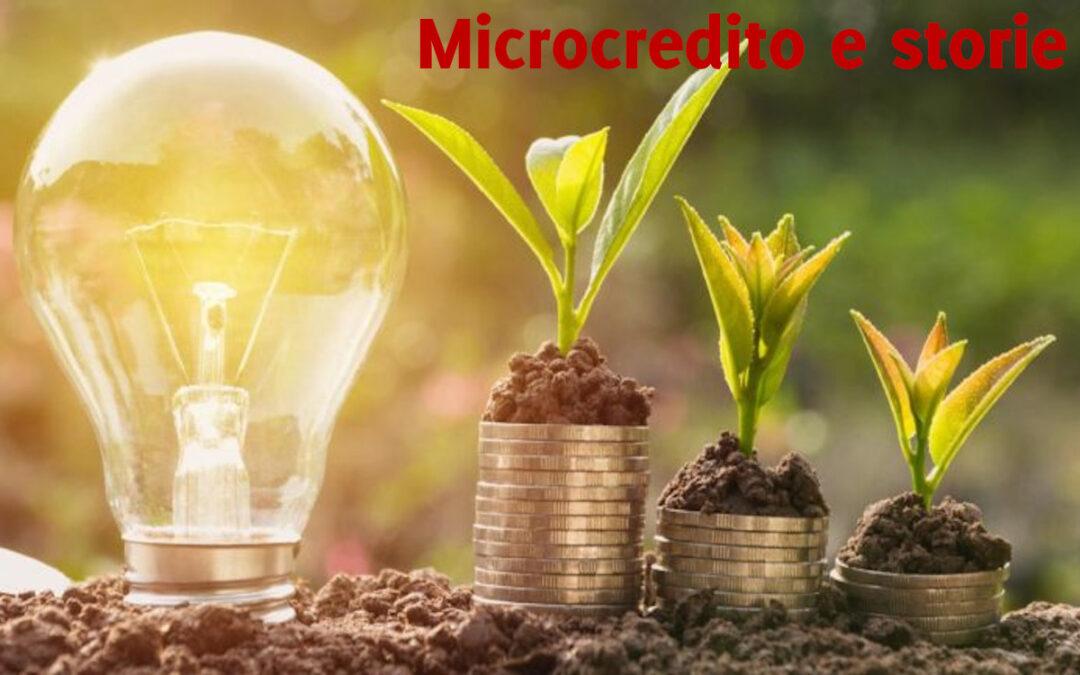 Microcredito e storie