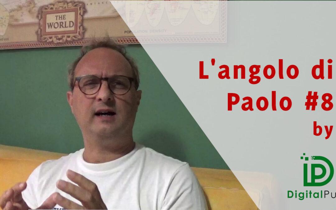 L'angolo di Paolo #8 – Vision o execution?