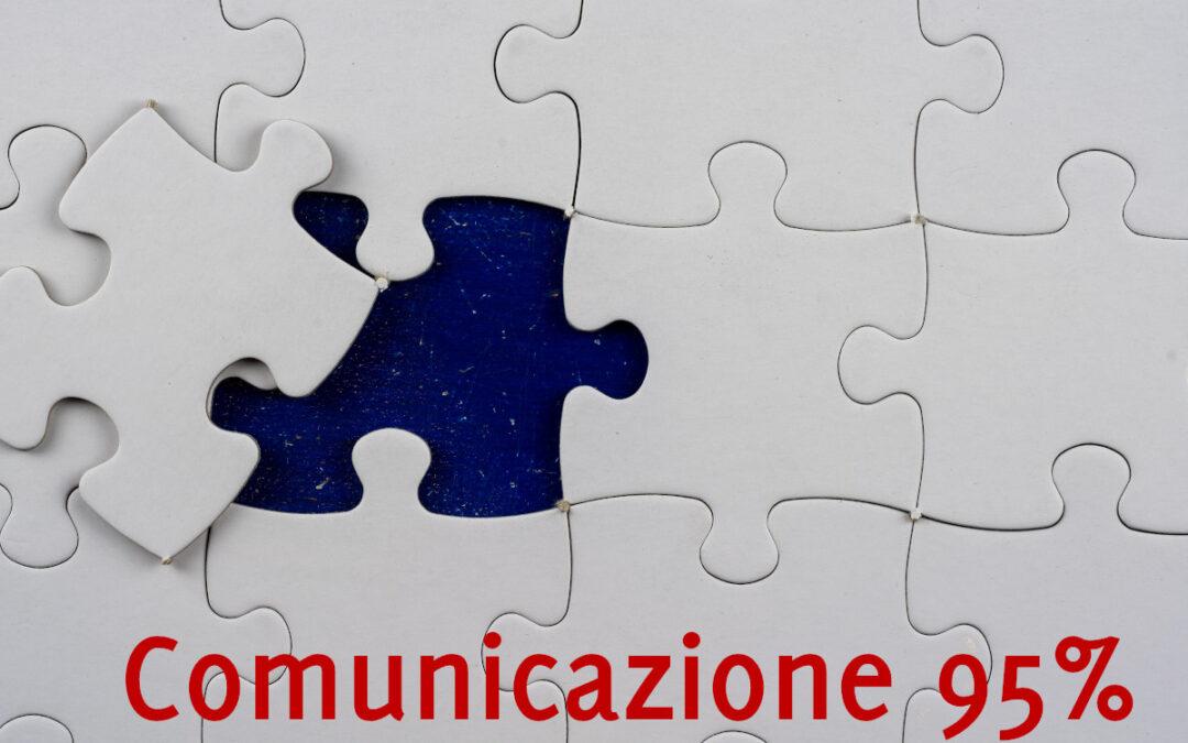 Comunicazione 95%