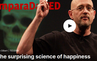 Dan Gilbert: la scienza della felicità (anche nelle presentazioni)